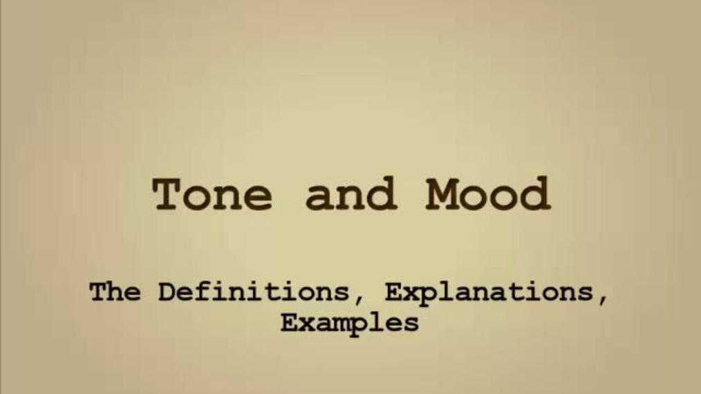 Tone and Mood.mp4