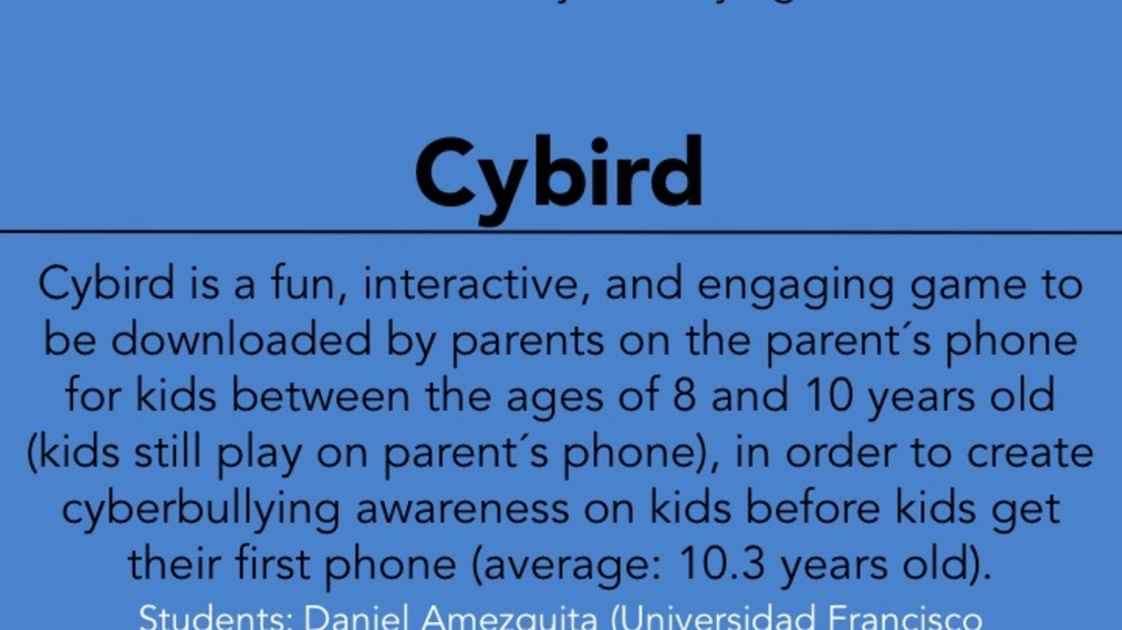 2017 LWOW O POW (LWOW X Winner): Cybird