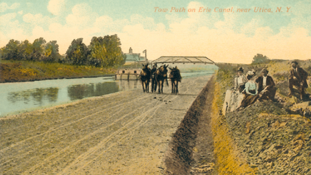 PREVIEW: The Amazing Erie Canal (K-8)