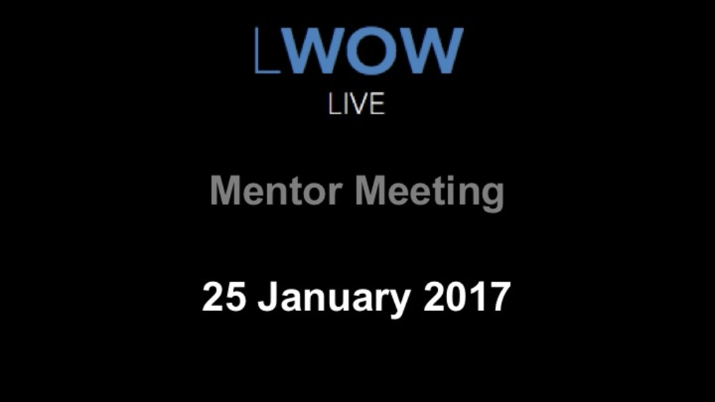 LWOW Live Mentor Meeting 1-25-17.mp4