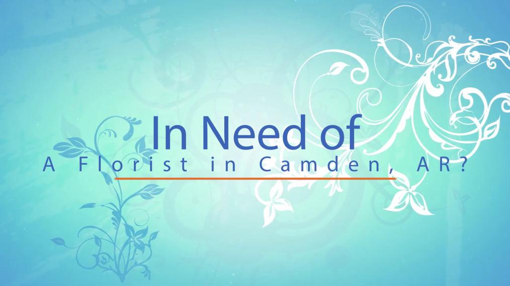 Florist in Camden AR, Camden Flower Shop
