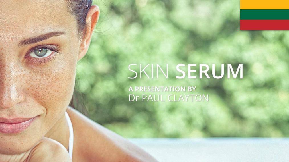 Skin Serum with Dr. Paul Clayton LT