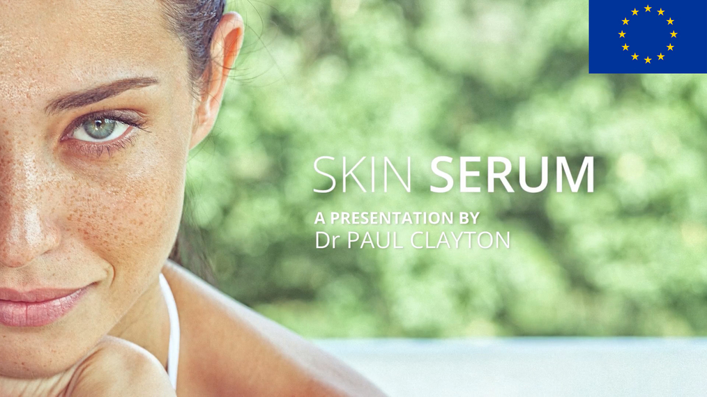 Skin Serum with Dr. Paul Clayton EU