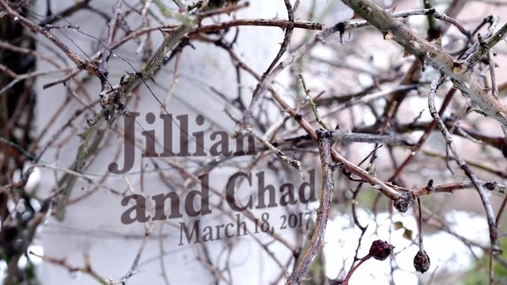 Jillian and Chad