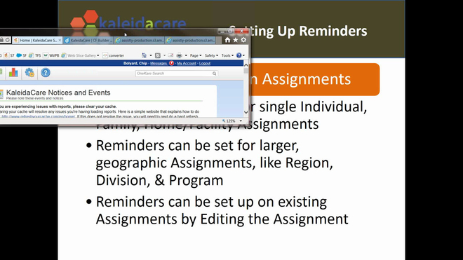 Free Training Friday 2018-01: How to Use Reminders