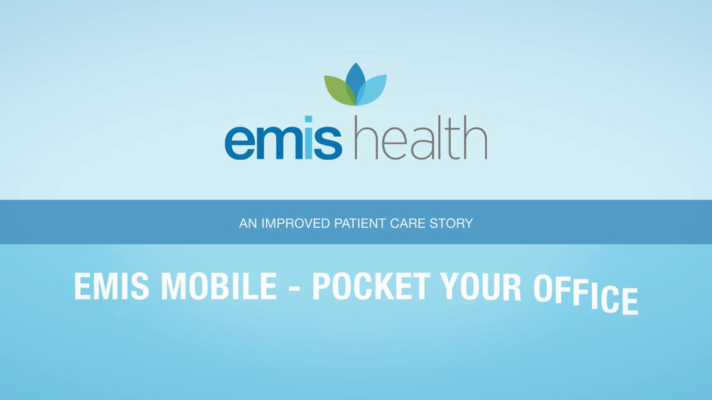 EMIS Mobile Promotional video