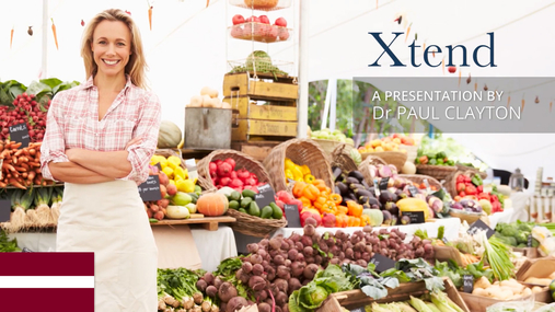 Xtend with Dr. Paul Clayton LV