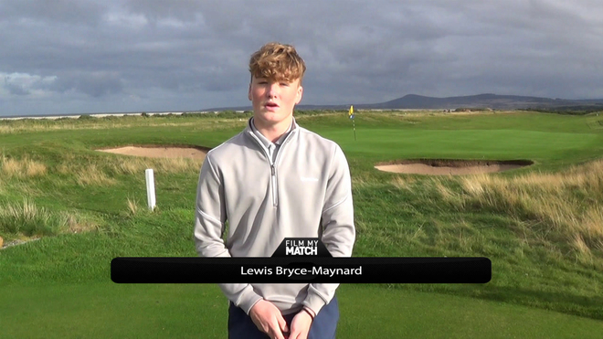 FirstPoint USA - Lewis Bryce-Maynard Digital CV, Golf Scholarship, 18th Oct 17.mp4