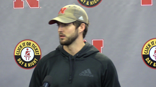 Tanner Lee discussing making a bowl game