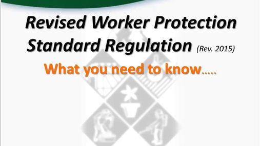 Worker Protection Standard Updates.mp4