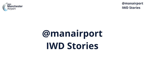 Tricia Williams - Chief Operating Officer, Manchester Airport.mp4