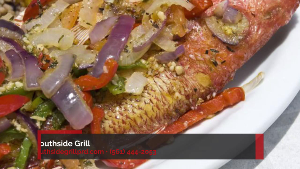 Soul Food Restaurant in Riviera Beach FL, Southside Grill