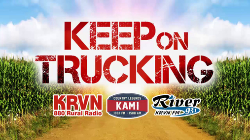 Keep On Trucking Giveaway