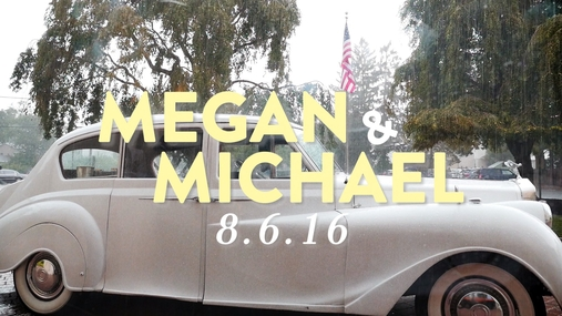Megan and Michael