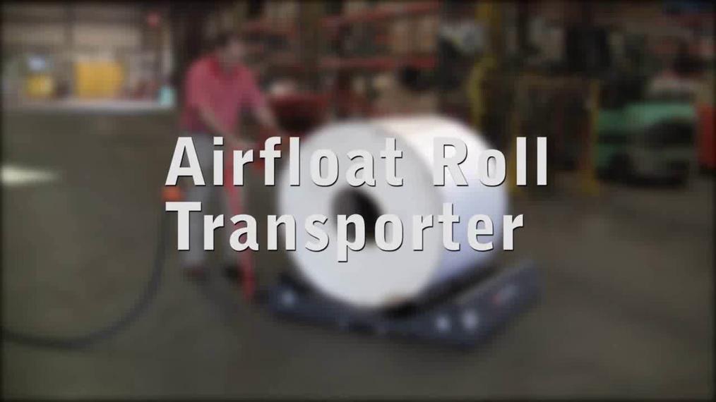 4000 lb. Roll Transporter