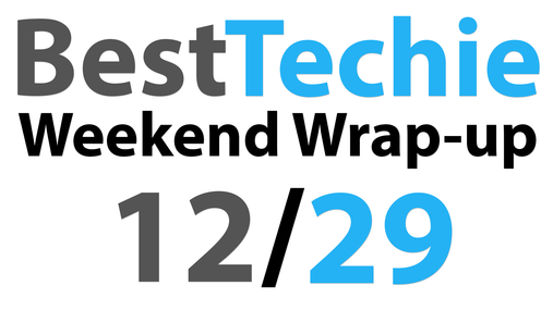 Weekend Wrap-up for 12/29/13