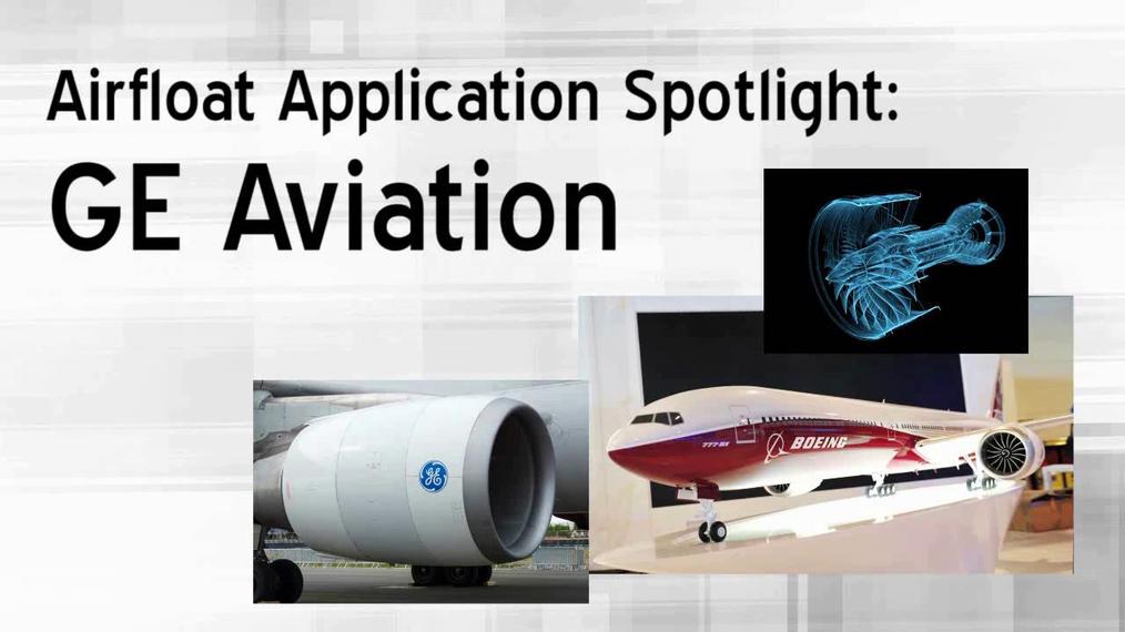 GE Aviation Testimonial
