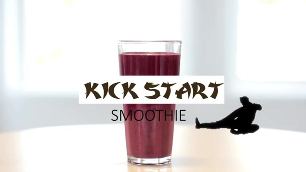 Zinzino Kick-start smoothie with BalanceOil