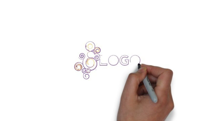 Create a unique doodle / whiteboard animation video intro of your logo in 1080 HD