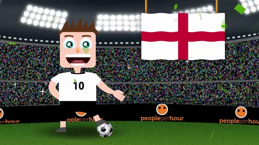 Make a World Cup Video/Animation