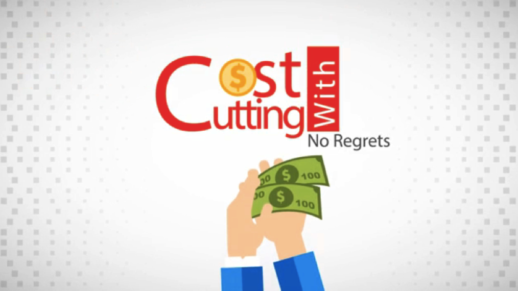 Cost Cutting With No Regrets