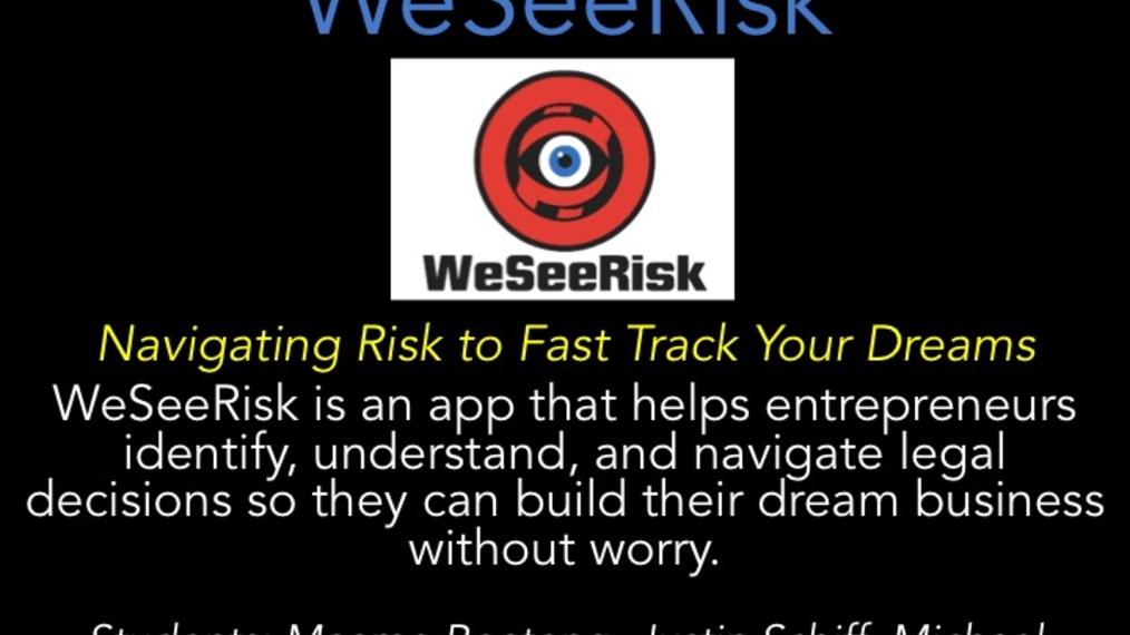 LWOW O: WeSeeRisk