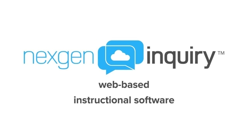 Introducing NexGen Inquiry!