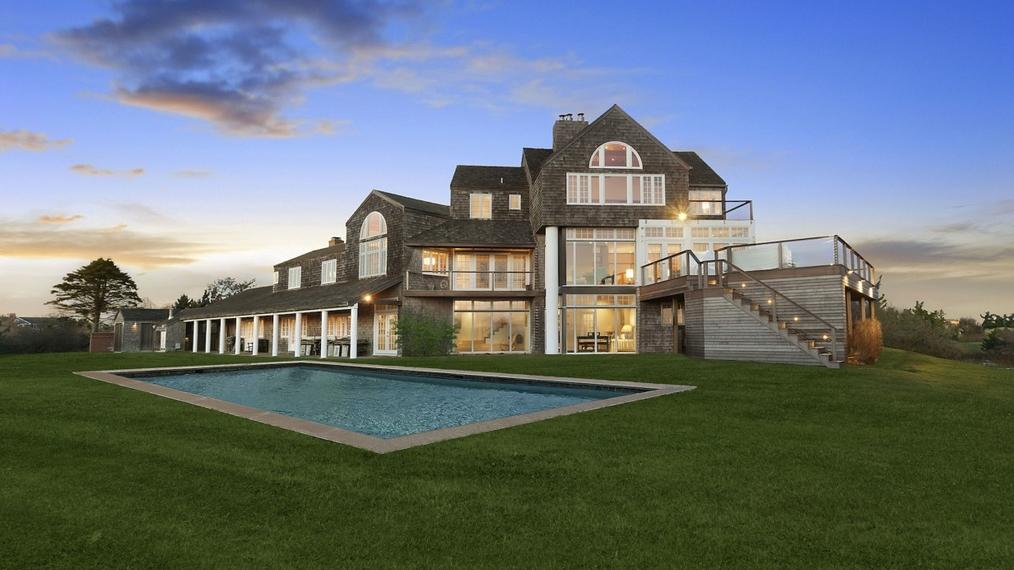 Oceanfront Villa in Sagaponack, NY