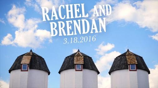 Rachel and Brendan