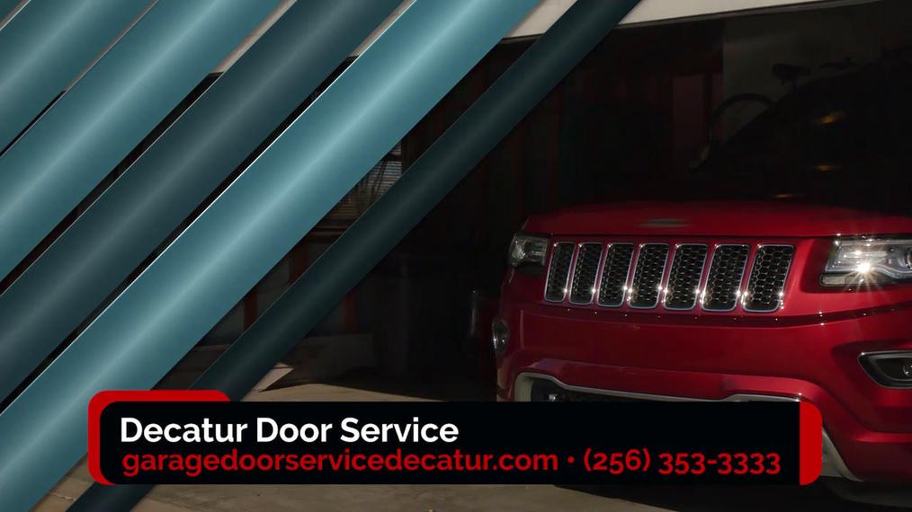 Garage Doors in Decatur AL, Decatur Door Service