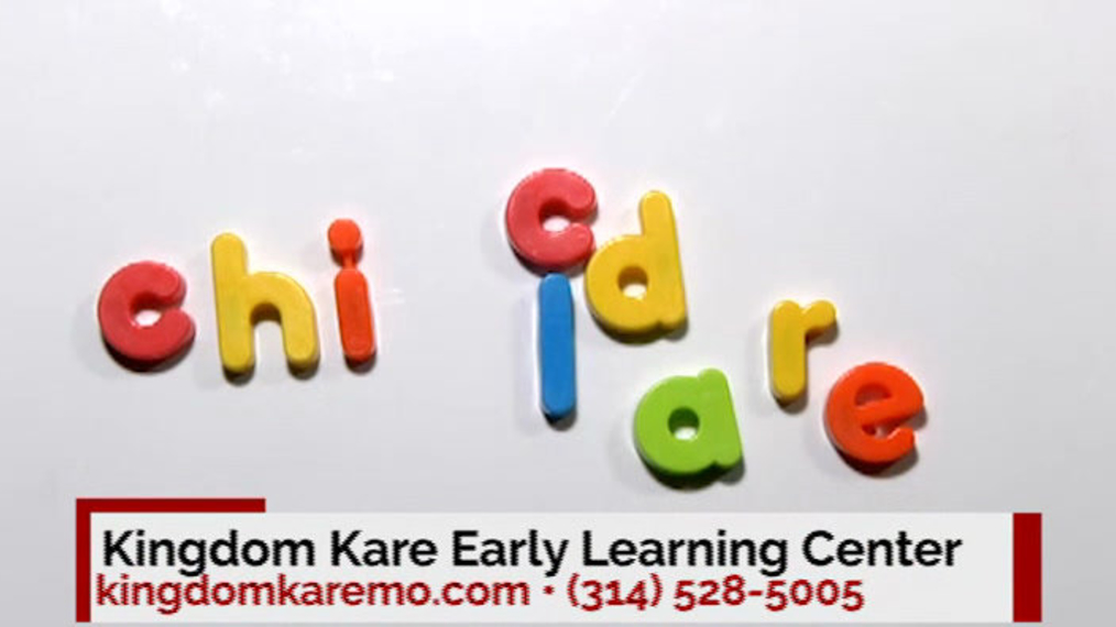 Day Care in Saint Louis MO, Kingdom Kare Early Learning Center