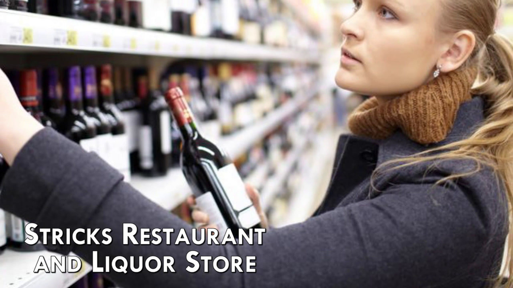 Liquor Store in Temple Hills MD, Stricks Restaurant and Liquor Store