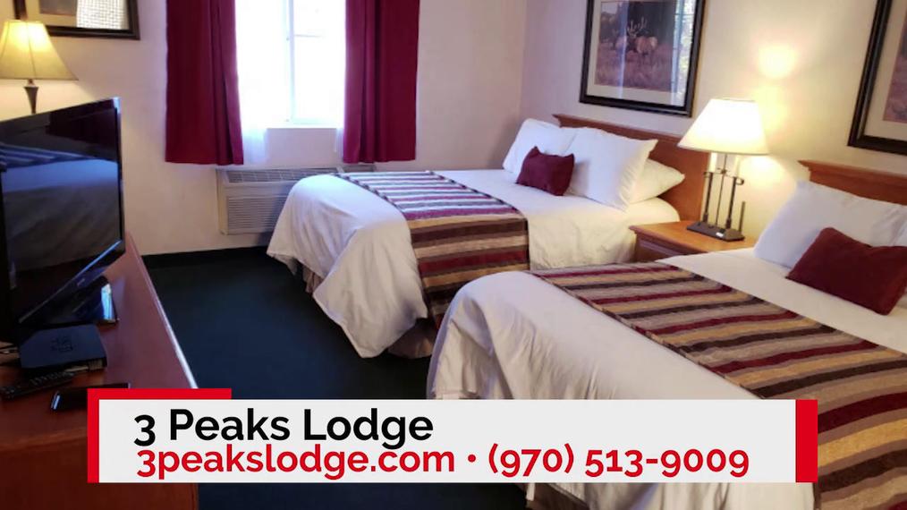 Ski Hotel in Keystone CO, 3 Peaks Lodge