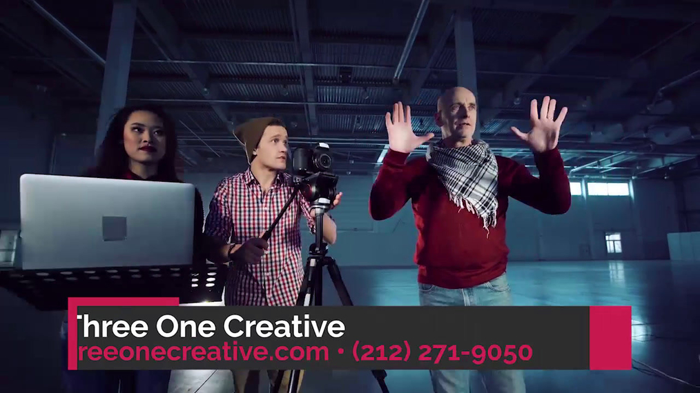 Green Screen Compositing in New York NY, Three One Creative