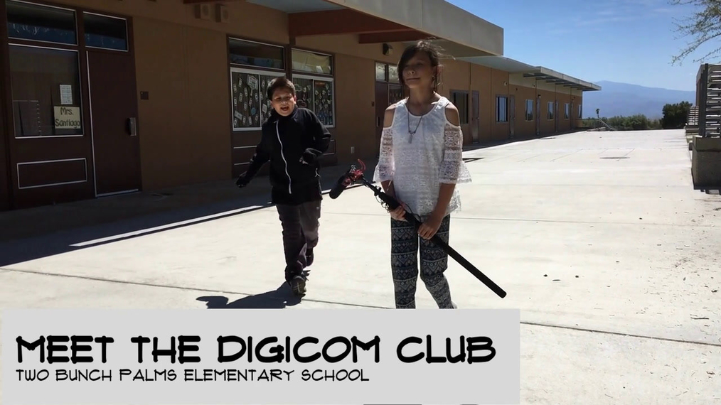 DIGICOM Club at TBP