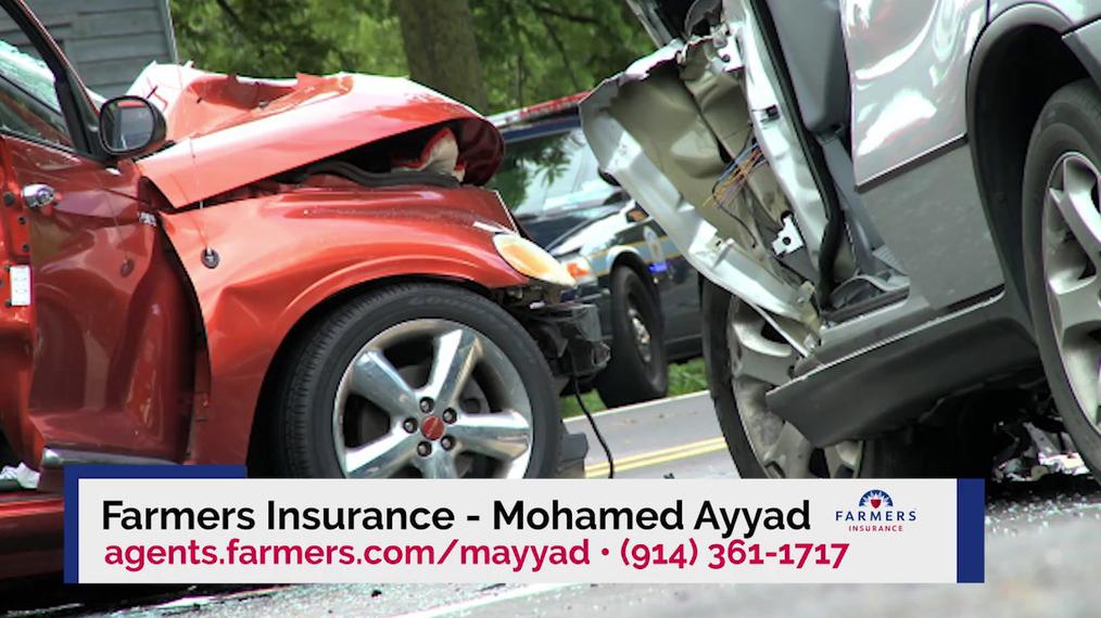 Insurance  in Yonkers NY, Farmers Insurance - Mohamed Ayyad