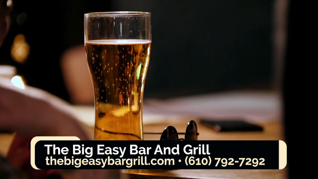 Restaurants in Royersford PA, The Big Easy Bar And Grill