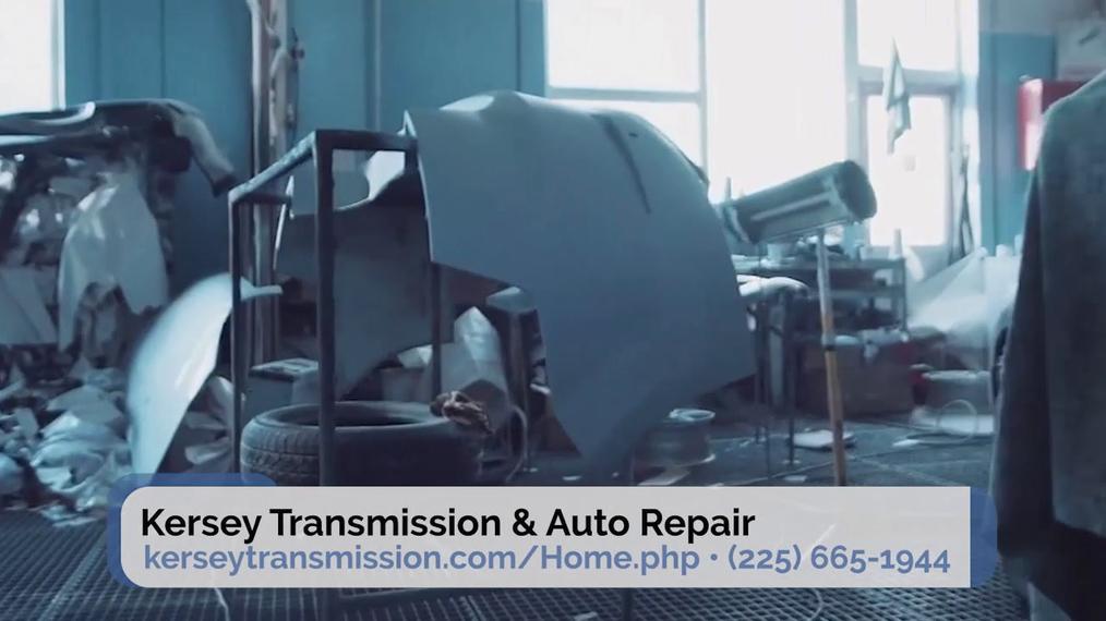Auto Repair in Denham Springs LA, Kersey Transmission & Auto Repair