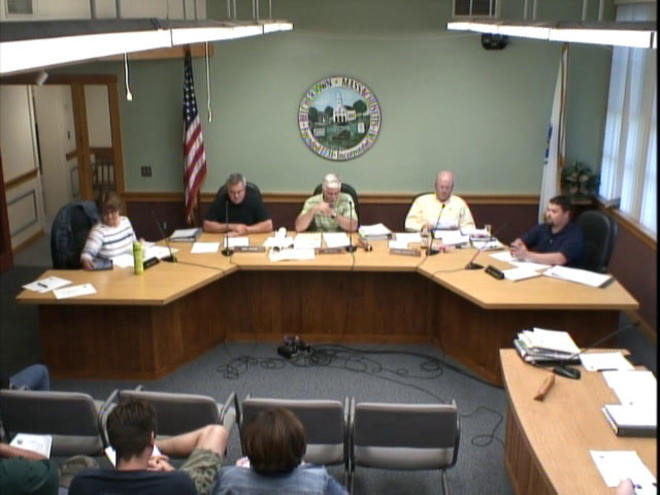 Belchertown Planning Board 06-11-2019
