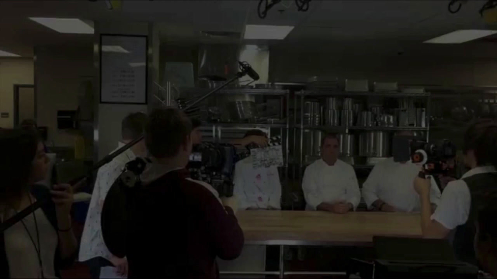 Chopped - Behind the Scenes from the Desert Sun