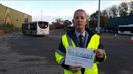 Wayne Poole Bus Academy