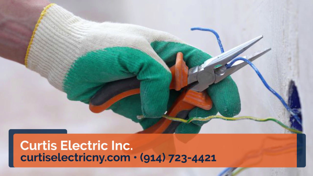 Electrical Contractor in White Plains NY, Curtis Electric Inc.