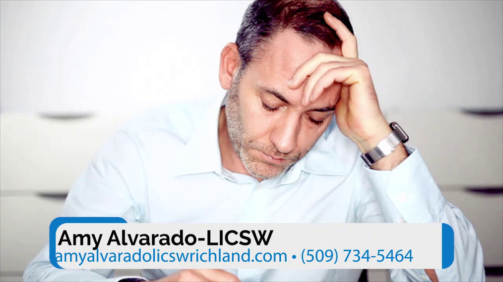Therapy in Richland WA, Amy Alvarado-LICSW