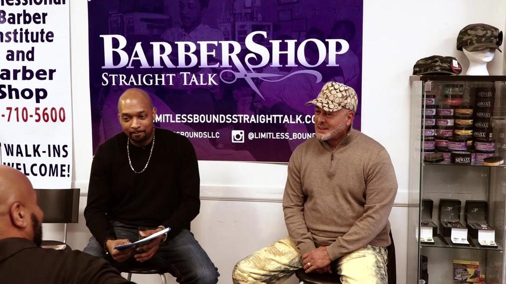 Barber Shop Talk