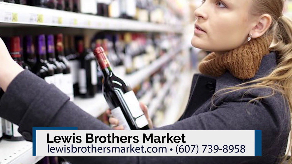 Liquor Store in Horseheads NY, Lewis Brothers Market
