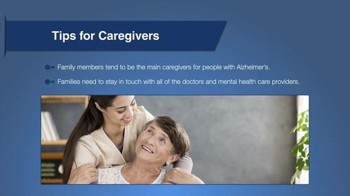 Alzheimer's Disease Part 3