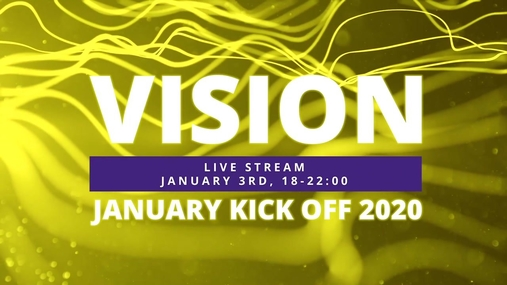 Zinzino January Kick Off 2020 - VISION