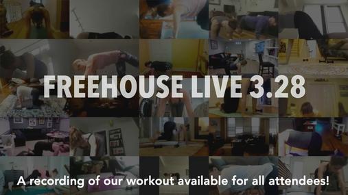Freehouse LIVE 3.28.20