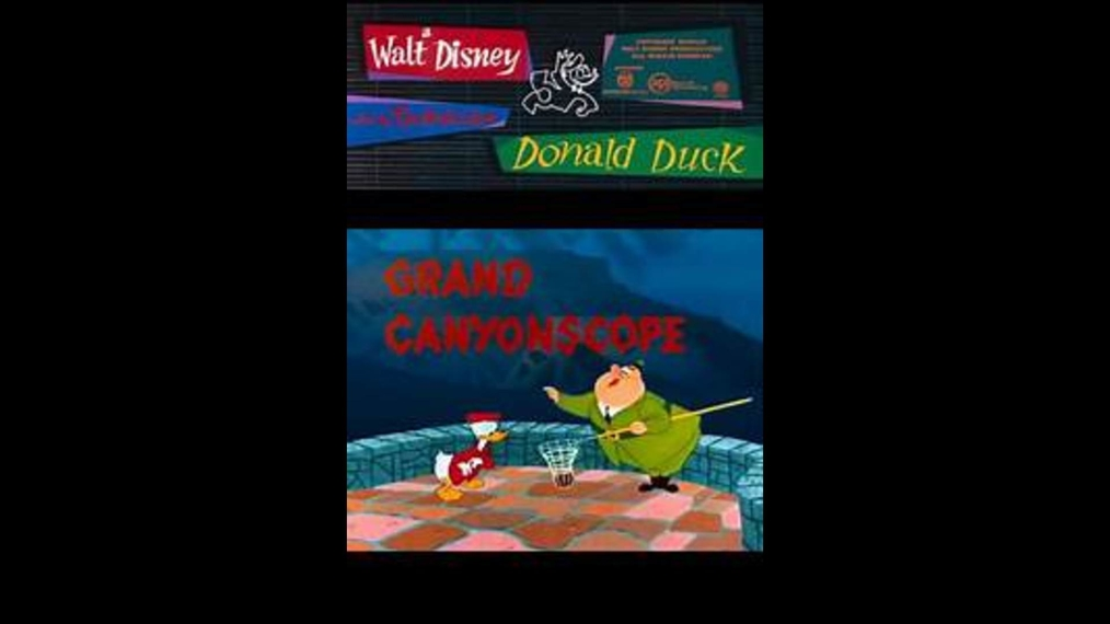 Donald Duck   Grand Canyonscope