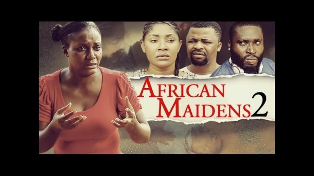 African Maiden [Part 2]